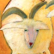 Loose In Los Silvestres (Painting by Lori Faye Bock)