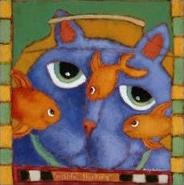 Wishful Thinking - Painting by Lori Faye Bock