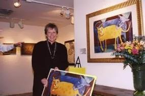 Lori Faye Bock Tag Day 2000