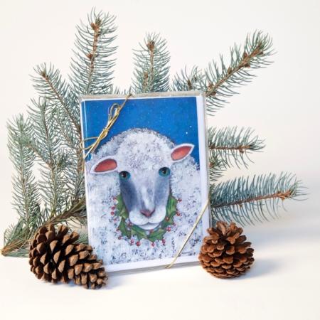 'Tis .... The Christmas Portfolio - 12 Cards